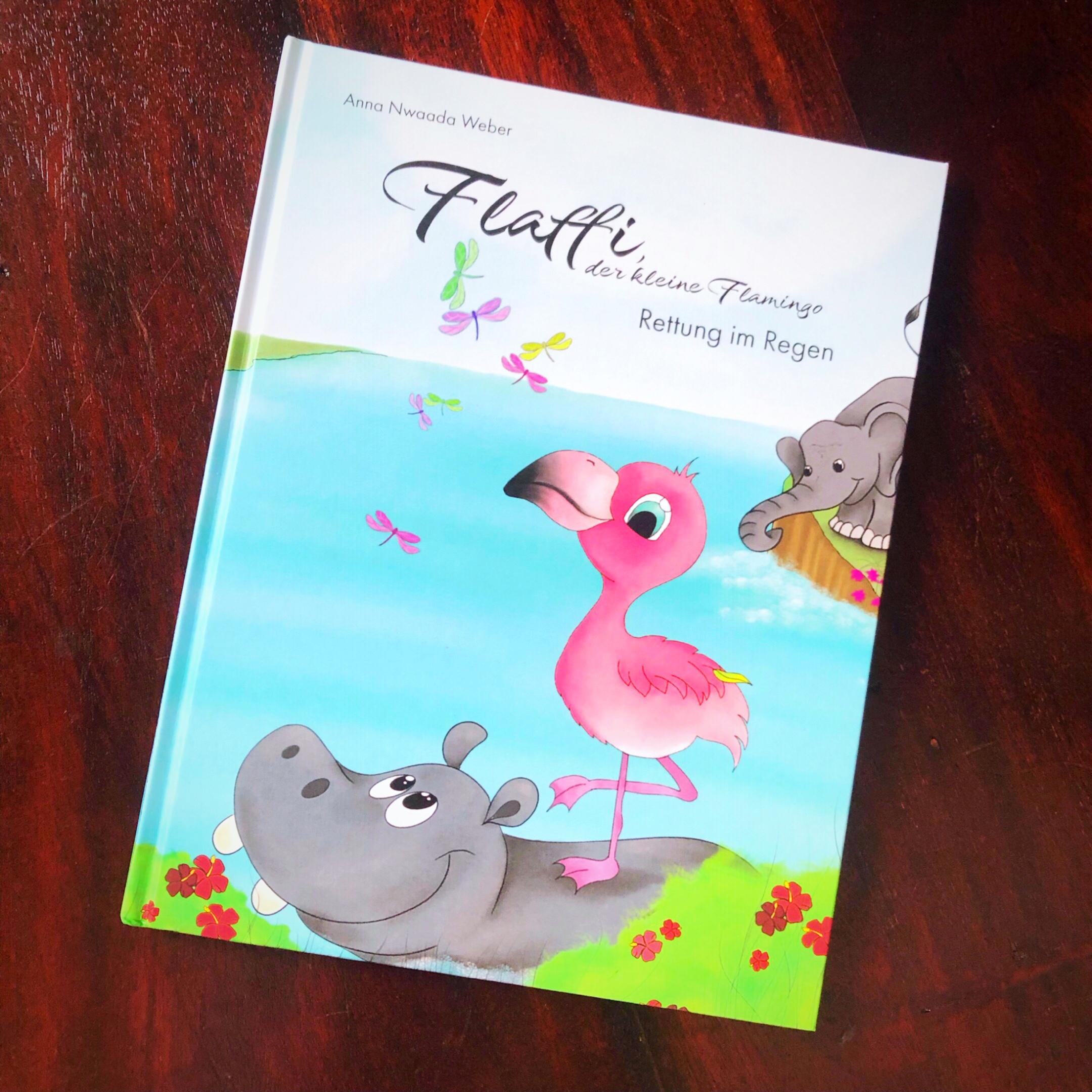"""You are currently viewing Mein Kinderbuch ist erschienen! """"Flaffi, der kleine Flamingo""""!"""